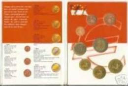 Monaco 2001 : Série Des 8 Pièces (venant D'un Starterkit) - Monaco