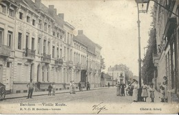 Berchem  Vieille Route - Antwerpen