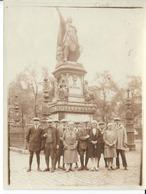 Gand  Monument Jacques Van Artevelde  Marché Du Vendredi  PHOTO 1928 - Gent