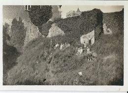Gaesbeek  Château  PHOTO 1928   8.5 Cm/ 6 Cm - Lennik