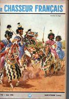 Cavaliers Du Niger   Sur Le Chasseur Français N: 736 De Juin 1958 -  Illustration De Eugene ... - Sport