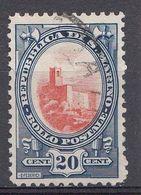 Saint-Marin  1929  Mi.nr.:148  Nationale Symbole  OBLITÉRÉS / USED / GESTEMPELD - Saint-Marin