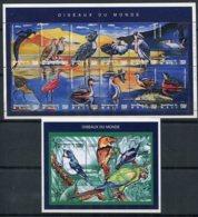 Mali     Oiseaux      782/793 ** + Bloc 41 ** - Birds