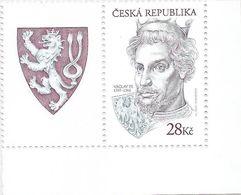 ** 480 Czech Republic Vaclav III./Wenzel III. 2006 Heraldic Lion - Félins