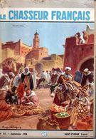 Marché Arabe    Sur Le Chasseur Français N: 715 De Septembre 1956 -  Illustration De Eugene ... - Sport