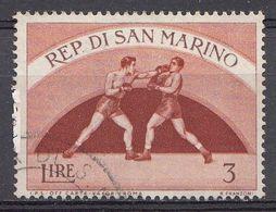 Saint-Marin 1954  Mi.nr.:515  Sport   OBLITÉRÉS / USED / GESTEMPELD - Oblitérés