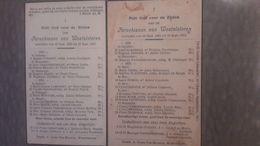 Westvleteren   Heuvelland - Religion & Esotericism