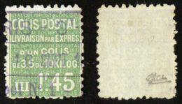 COLIS POSTAUX N° 99 Oblit B Cote 350€ Signé Calves - Parcel Post