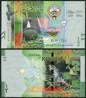 Kuwait - 1/4 Dinar 2014 UNC P. 29a Lemberg-Zp - Koeweit