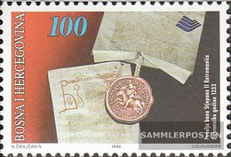 Bosnia-Herzegovina 58 (complete Issue) Unmounted Mint / Never Hinged 1996 History Bosnia+Herzegovina - Bosnie-Herzegovine