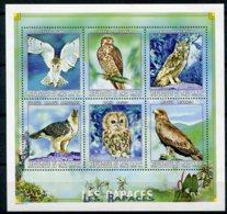 Mali           Oiseaux  Rapaces      1647/1652 ** - Birds