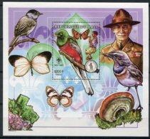 Mali           Oiseaux   Papillons, Scoutisme    Bloc 71 ** - Birds