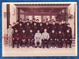 Photo Ancienne - JAPON / Shiga ? - Beau Portrait D'école De Garçon - Militaire ? Voir Uniforme & Insigne - Homme Enfant - Non Classés