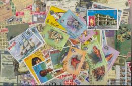 Belize Stamps-25 Different Stamps - Belize (1973-...)