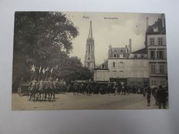 Weidenplatz - Metz