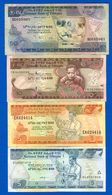 Ethiopie  4  Billets - Etiopia
