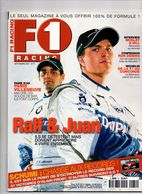 F1 Racing 31 Damon Hill Juan Pablo Montoya Ralf Schumacher Michael Schumacher Ronnie Peterson March - Sport