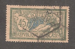 Perforé/perfin/lochung France Merson YT No 143 P Poulenc Frères (1) - France