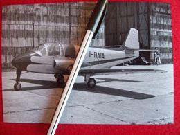FOTOGRAFIA  AEREO CAPRONI F 5  Matricola I-RAIA - Aviazione