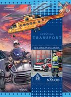 Salomon 2016, Transports, Moto, BMW, Police, BF - Coches