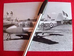 FOTOGRAFIA  AEREO CAPRONI F 5  Matricola I-FACT - Aviazione