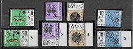 Nederland - Yv.1258/1261 Mi.1288/1291 - ** En  0 - Zomerzegels - Periodo 1980 - ... (Beatrix)