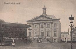 Oude Postkaart Vorsselmans Zundert Markt Gemeentehuis - Sonstige