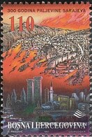 Bosnia-Herzegovina 106 (complete Issue) Unmounted Mint / Never Hinged 1997 Major Fire - Bosnie-Herzegovine