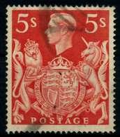 GROSSBRITANNIEN 1939 Nr 213 Gestempelt X94D3D6 - 1902-1951 (Re)