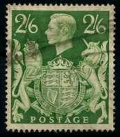 GROSSBRITANNIEN 1941 Nr 228 Gestempelt X94D3DE - 1902-1951 (Re)