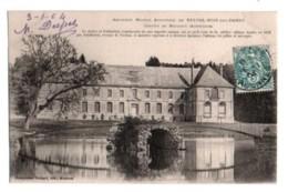 (08) 162, Belval-Bois Des Dames, Charpentier-Richard, Ancienne Maison Abbatiale, Dos Non Divisé - Otros Municipios