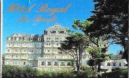 Boite D'allumettes-Hôtel ROYAL-La Baule (44)--TBE - Matchboxes