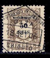 ! ! Mozambique - 1904 Postage Due 50 R - Af. P 05 - Used - Mozambique