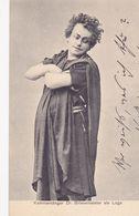 TH2317    --    KAMMERSANGER  Dr. BRIESEMEISTER ALS LOGE  -- - Opéra