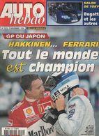 Auto Hebdo 1999 Mika Hakkinen Damon Hill Karl Wendlinger Olivier Beretta Franz Hummel Bugatti Mitsubishi - Sport