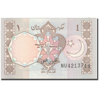 Billet, Pakistan, 1 Rupee, Undated (1981-82), KM:25, NEUF - Pakistan