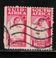 SOUTH AFRICA Scott # 91 Used - Nurse - South Africa (...-1961)