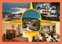 A546 / 253 22 - TRELEVERN Hotel Restaurant LE TRESTEL BELLEVUE - Frankrijk