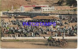 136741 AFRICA ADEN YEMEN VIEW PARTIAL CAMP POSTAL POSTCARD - Non Classificati