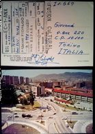 QSL - CARD OVIEDO, ASTURIE (ESPAÑA - SPAGNA) - 1982 - Radio Amateur