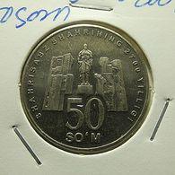 Uzbekistan 50 So'm 2002 - Uzbekistan