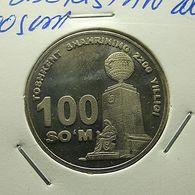 Uzbekistan 100 So'm 2009 - Uzbekistan