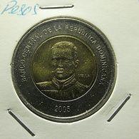 Dominicana 10 Pesos 2005 - Dominicana