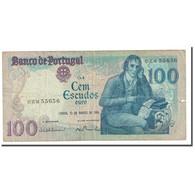 Billet, Portugal, 100 Escudos, 1985, 1985-03-12, KM:178d, TB - Portugal