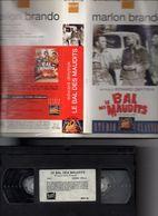 VHS Originale Le Bal Des Maudits Montgomery Clift Marlon Brando Dean Martin Edward Dmytryk Hope Lange - Drama