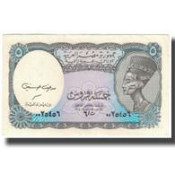 Billet, Égypte, 5 Piastres, KM:188, TTB+ - Egypte