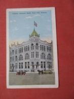 Citizens Bank Building  Ness City  Kansas >    >> Ref 4195 - Etats-Unis