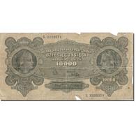 Billet, Pologne, 10,000 Marek, 1922, 1922-03-11, KM:32, B+ - Pologne