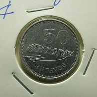 Moçambique 50 Centavos 1980 - Mozambico