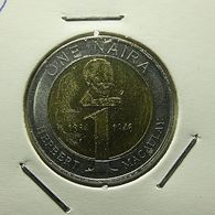 Nigeria 1 Naira 2006 - Nigeria